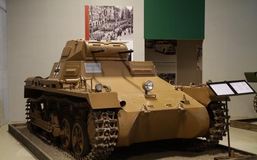 Panzerkampfwagen I Sdkfz. 101
