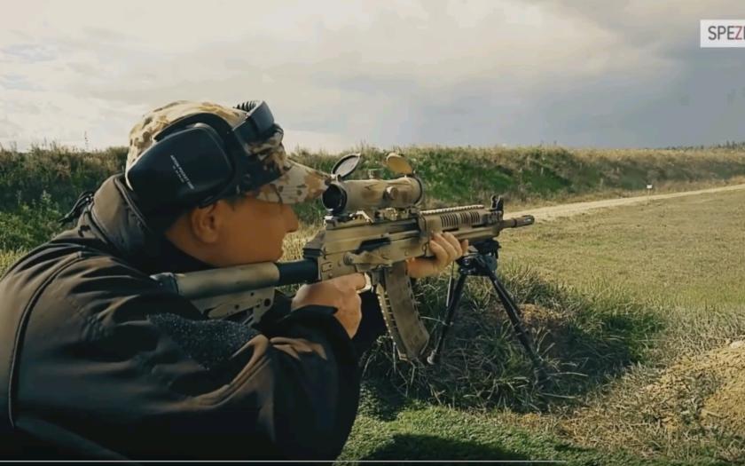 Kalašnikov predstavil nový guľomet