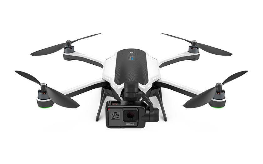 GoPro Karma: dron do batohu