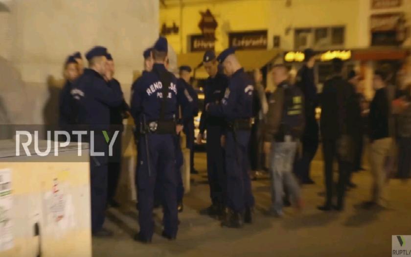 Silná explózia v Maďarsku, dvaja policajti boli zranený