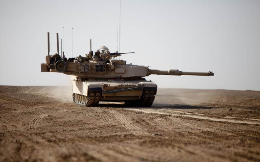 USA tanky Saúdské Arábii prodá - důvodem je Írán