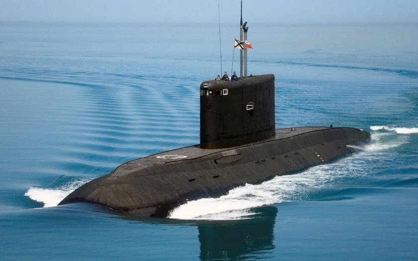 Tichý ruský zabiják: Černomořská flotila zařazuje nové dieselelektrické ponorky