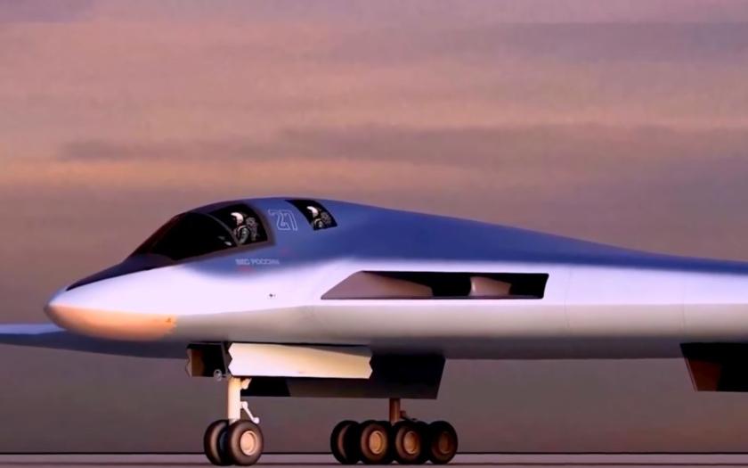 Ruský bombardér pro 21. století PAK DA konečně schválen, USAF ale může zůstat v klidu