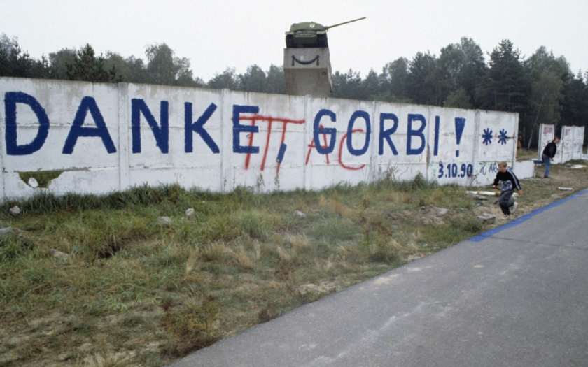 1. října 1988 se ujal vlády nad SSSR Gorbačov, muž který ukončil Studenou válku