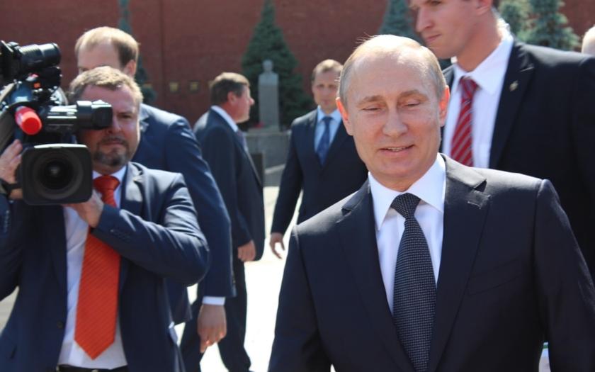Ukrajinský veľvyslanec pred Putinom obvinil Rusko z aktuálnej situácie na Ukrajine