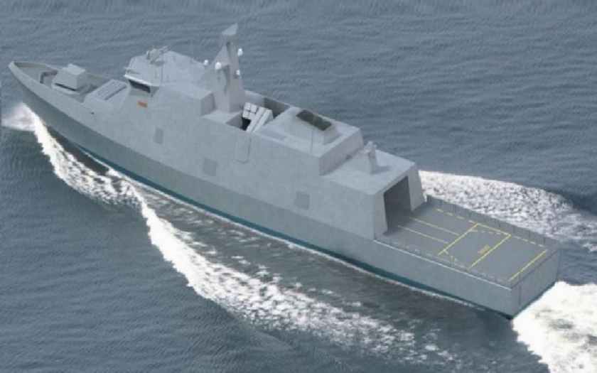 Vo Fínsku sa začína pracovať na nových lodiach pre Fínske námorníctvo
