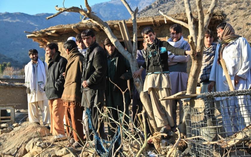 Do Afghánistánu míří obří finanční pomoc 366 miliard korun