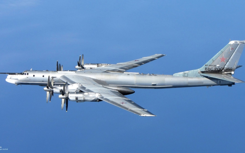 Nová divize ruských bombardérů má dohlížet na Japonsko, Guam a Havaj