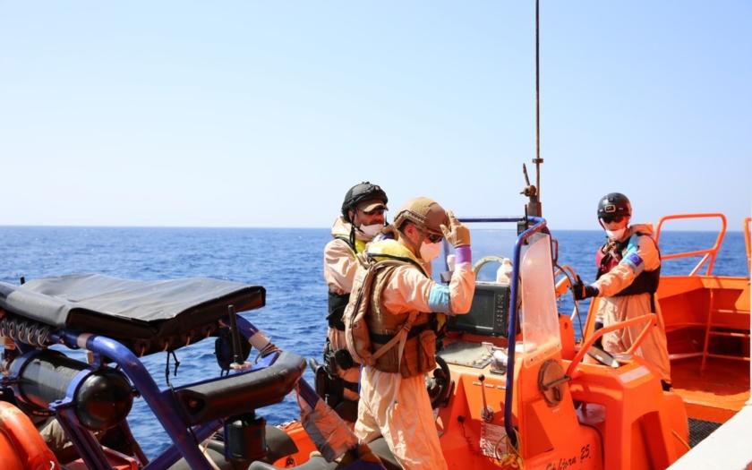 Hranice EU začalo chránit až 1500 příslušníků Evropské pohraniční a pobřežní agentury