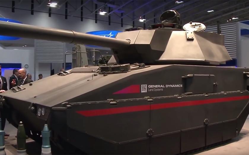 Americká armáda touží po lehkém tanku