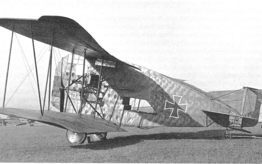 Císařovy neviditelné letouny