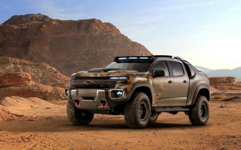 GM ZH2: Stealth pickup pro americkou armádu