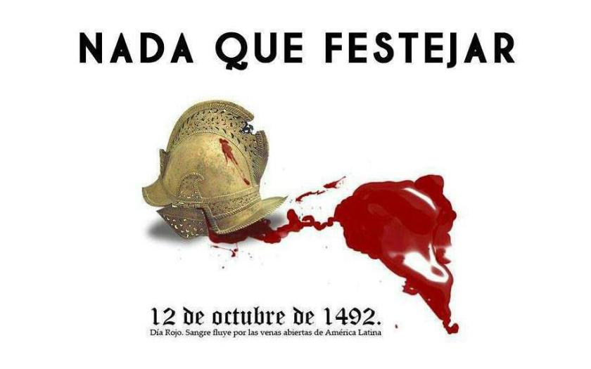 12. října 1492 byl objeven Nový svět a začala genocida nevídaných rozměrů