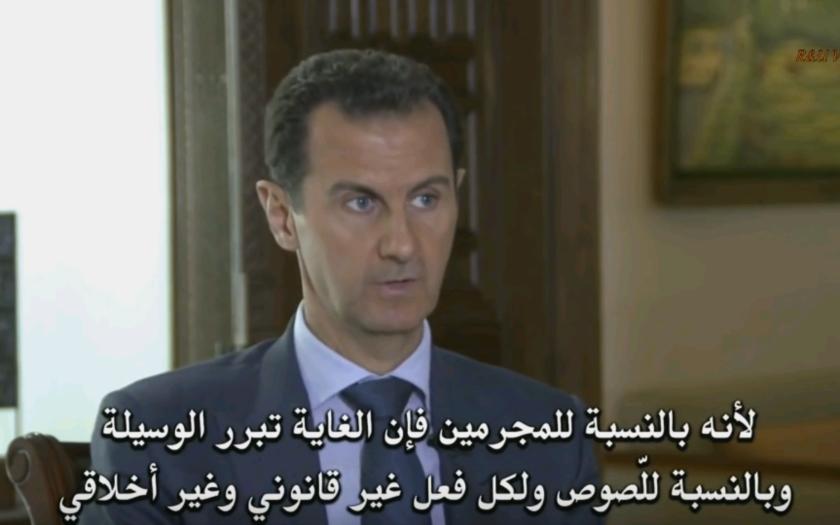 Asad si myslí, že tretia svetová vojna môže začať práve kvôli Sýrii