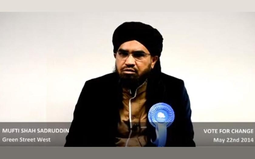 Britský muslimský duchovní &quote;Bezvěrci jsou bastardi, zrádci a nestoudníci! Ti, kteří urážejí islám, musí zemřít!&quote;