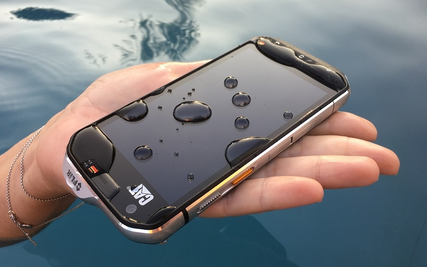 Test telefonu CAT S60 – Predátor mezi odolnými telefony
