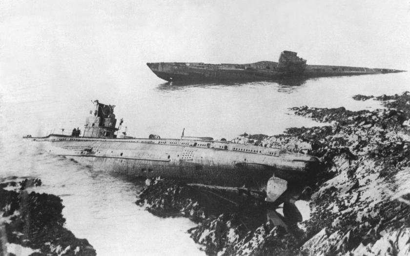 Vrak německé ponorky potopené &quote;mořskou příšerou&quote; nalezen u pobřeží Skotska