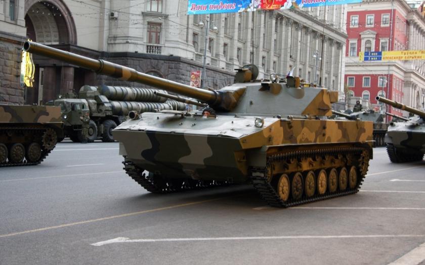 Rusko v září uspořádá největší vojenské cvičení od roku 1981