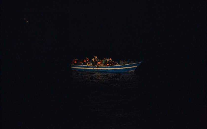 Uprchlíci umírají po tisících. Itálie zažívá nejhorší migrační krizi od druhé světové války