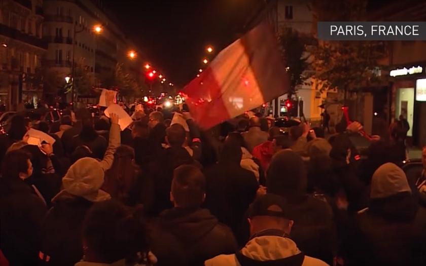 Francouzští policisté vyšli do ulic. I kvůli svojí bezpečnosti v no-go zónách