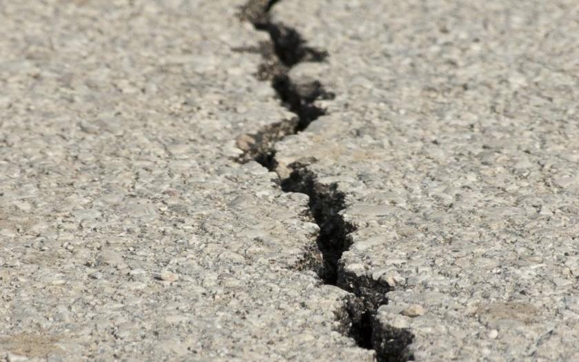Dvě zemětřesení ve střední Itálii