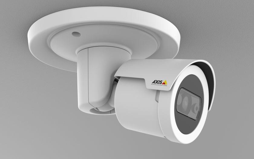 """Axis představuje malé a cenově výhodné IP kamery ve stylu """"bullet"""""""