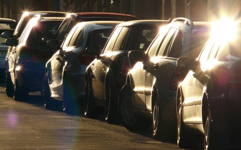 Zefektivněné parkování v Německu