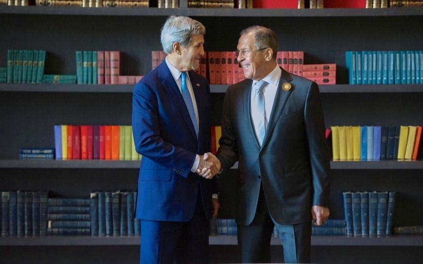 Rusko vyzvalo budoucí novou americkou vládu ke spolupráci při řešení světových krizí