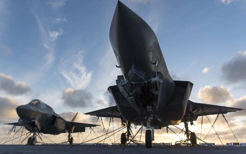 National Interest: Z F-35 se stává &quote;nudně&quote; úspěšný program