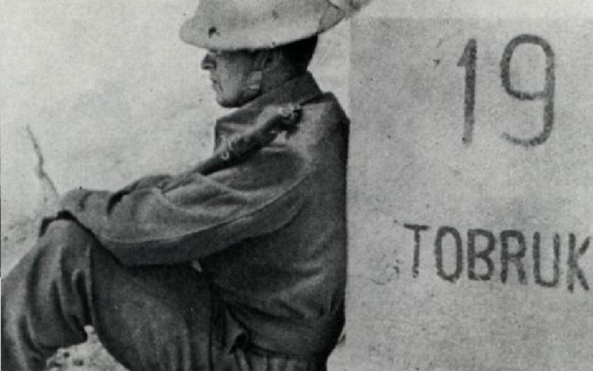 Pred rokom nás opustil hrdina od Tobruku, brigádny generál Stanislav  Hnělička