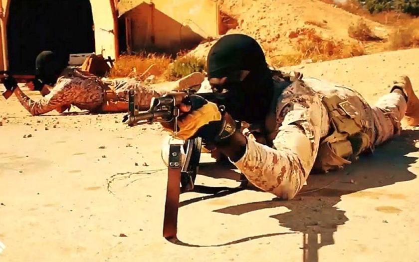 Syrský uprchlík tipoval pro IS cíle k teroristickému útoku