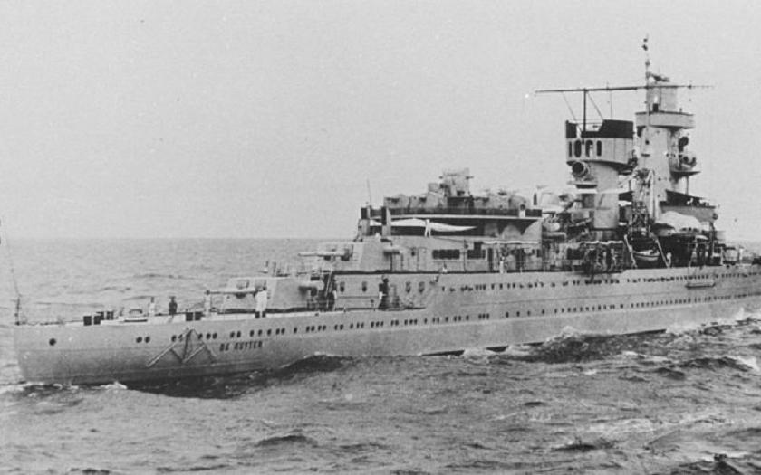 Záhadné zmizení vraků holandských křižníků ztracených v bitvě v Jávském moři