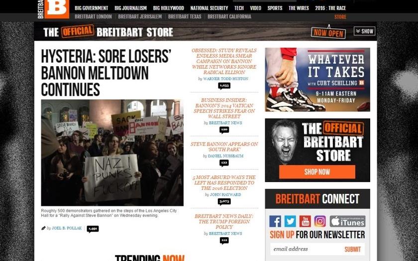 Americký &quote;rasistický&quote; web míří do Evropy