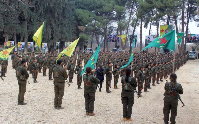 Boje o syrskou Rakku o víkendu skončí, tvrdí milice YPG