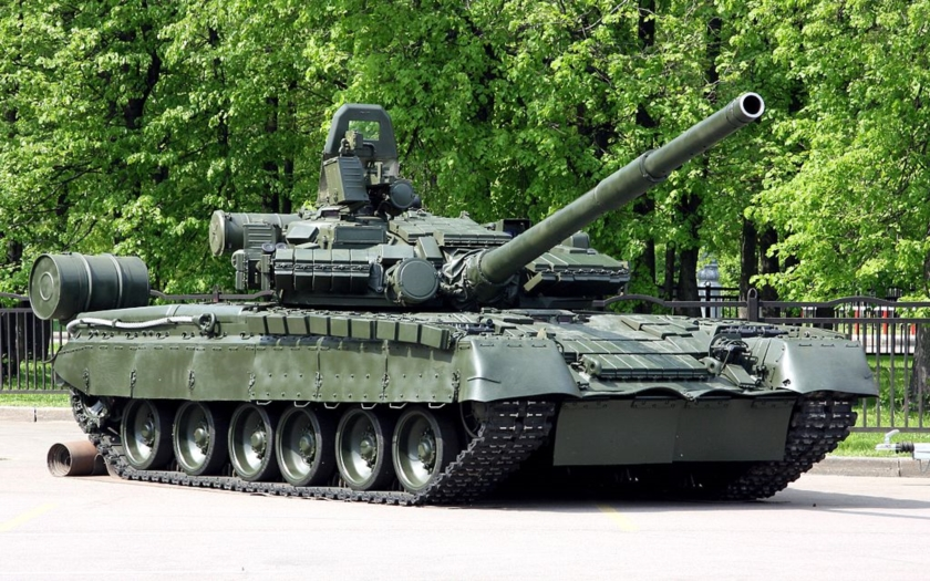 Tanky T-14 Armata hned tak nebudou, vrátí se modernizované T-80BV