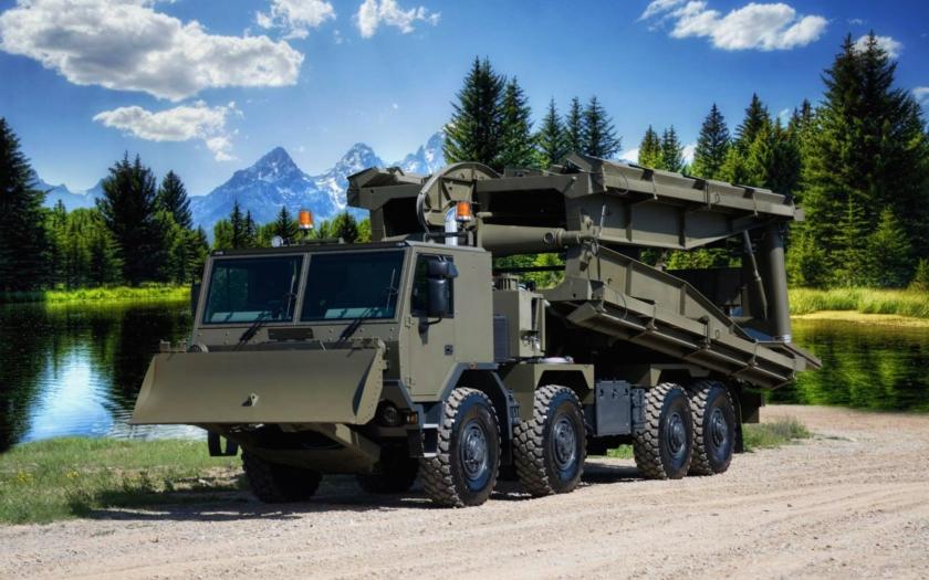 Video: Nová Tatra AM-50 EX - mostní automobil