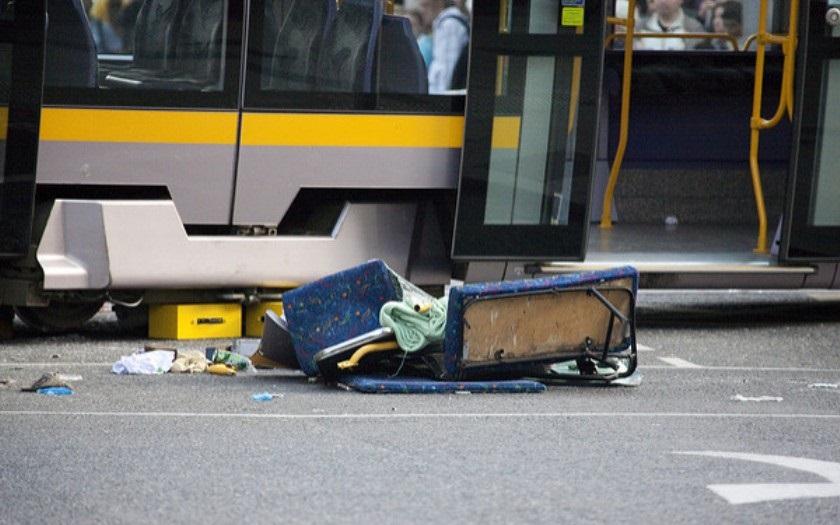 VIDEO: Řidič tramvaje usnul a způsobil smrt sedmi lidem