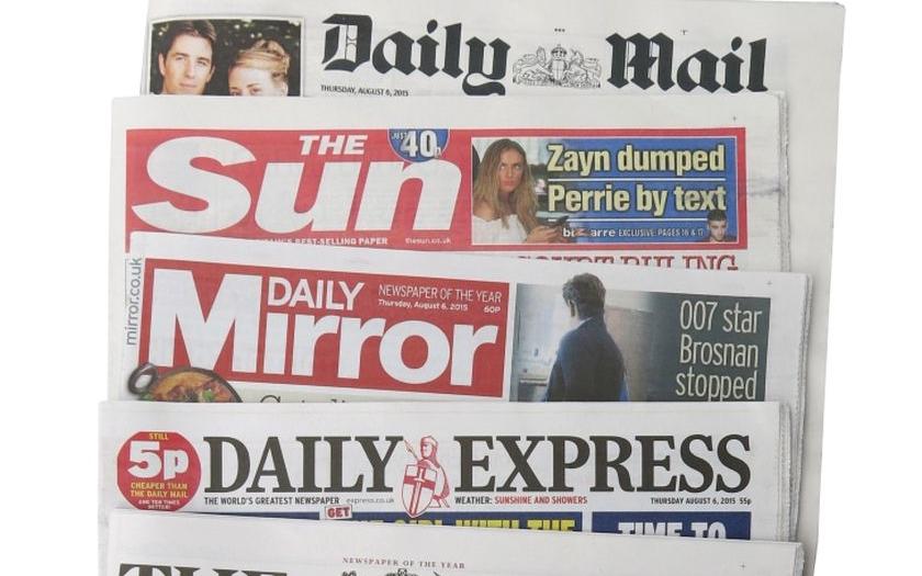 Studenti na Londýnské univerzitě požadují zákaz bulvárních deníků. Šíří rasismus a xenofobii