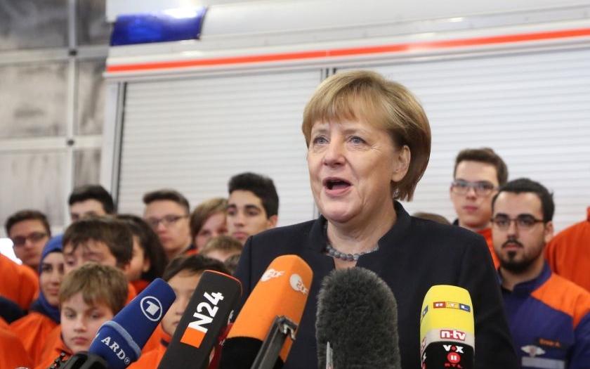 Na Merkelovou kvůli migraci podali Němci tisíc trestních oznámení