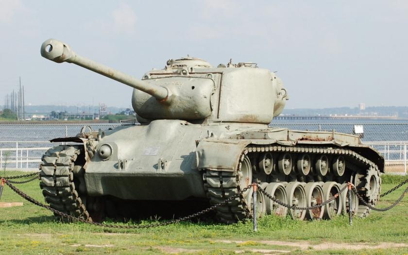 Nejpoužívanější tanky v korejské válce. Které to byly?
