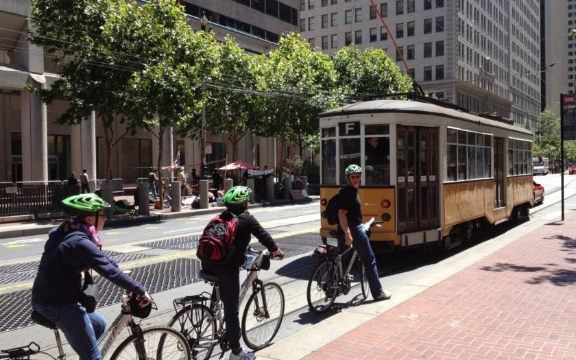 Dopravní systémy v San Franciscu napadli hackeři