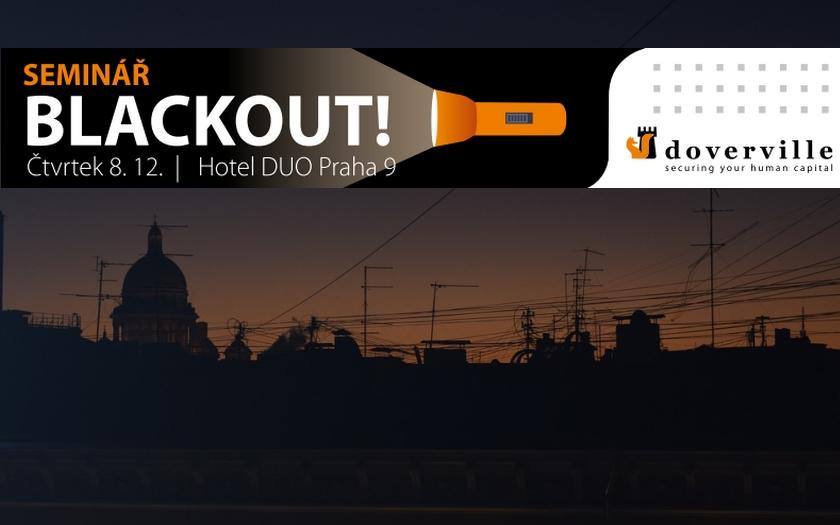 Bezpečnostní seminář na téma blackout