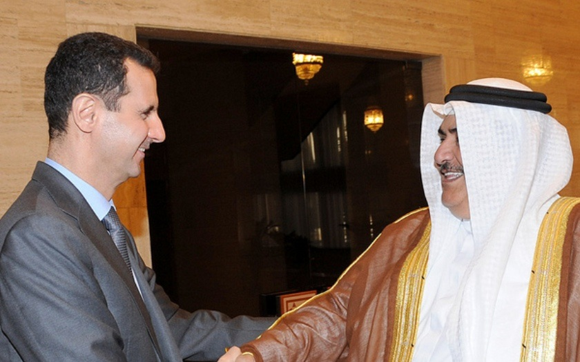 Asad je zodpovědný za smrt 600 000 lidí, tvrdí Ankara