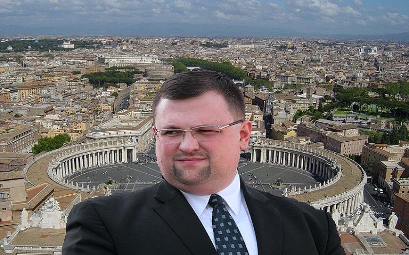 Forejt ve Vatikánu? Arcibiskupství: Není to naše věc