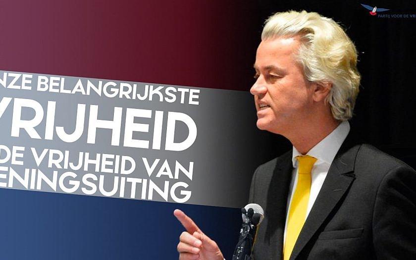 Geert Wilders uznán vinným z diskriminace. Imigranty z Maroka označil za &quote;špínu&quote;