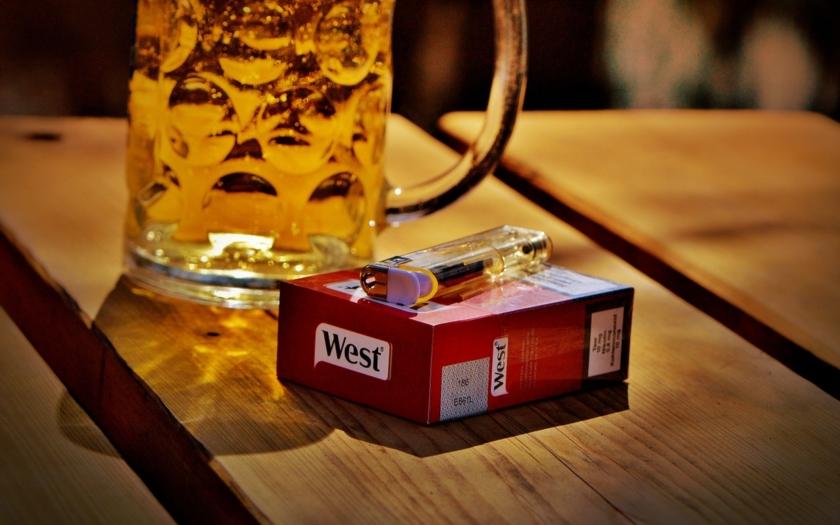 Masáž prostaty a kouření