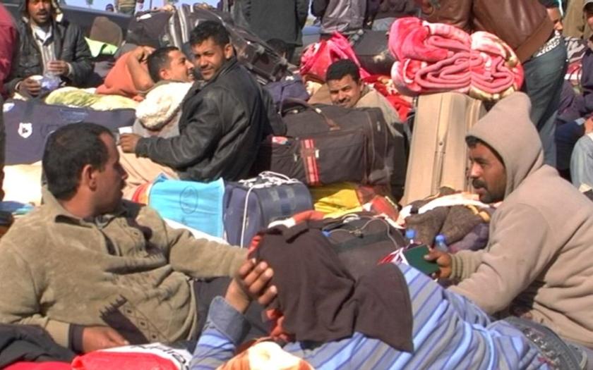 EU: lidské zoo, africká ghetta, slumy a odmítání azylu křesťanům