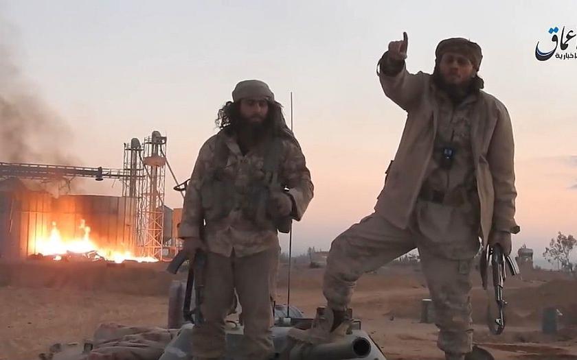 Tisícům islámistů se podařilo znovu dobýt historickou Palmýru