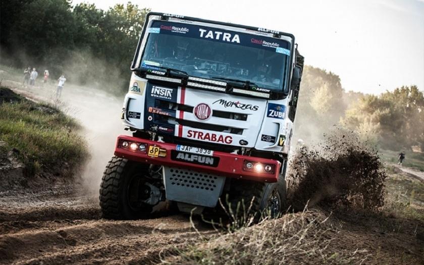 DAKAR 2017: Tatra vítězila už během příprav na největší soutěž