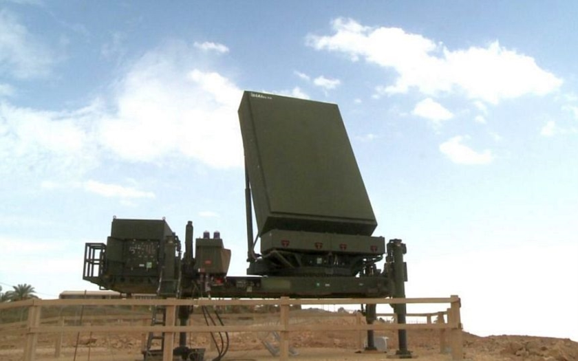 Výsledek obrázku pro foto radar izraele